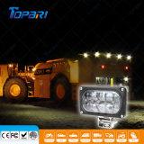 """12V 5.5"""" 30W Auto кри Светодиодный прожектор на крыше трактора рабочего освещения"""