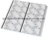 Het plastic Houten Comité van de Muur van pvc van de Kleur voor Huis met Vrije Steekproef, Cielo Raso DE PVC
