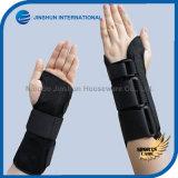 通気性の親指及び手首のTendonitisの副木は腱の苦痛、膨張及び炎症性関節炎を扱うために親指の接合箇所を固定する