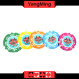 Chipset do póquer da etiqueta (760PCS) (YM-MGBG001)