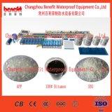 Изменения битума водонепроницаемые мембраны производственной линии