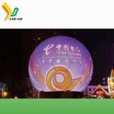 P10 l'intérieur de l'écran à affichage LED pour la publicité de la Chine a conduit l'armoire en usine 640*640mm