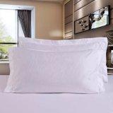 Hotel roupa de cama 100% algodão tampa de almofadas (CCI308)