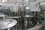 O enchimento do reservatório de água completa linha de produção (CGF)