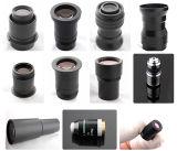 de 12.7X12.7xct4mm Gesmolten Lens van de Cilinder van Pcx van de Compensator van het Kiezelzuur AR Met een laag bedekte Optische