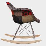 Моды Style Irom рамы Деревянный рычаг поворотное кресло