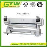 직접 직물 인쇄를 위한 Mutoh Valuejet 1938tx 큰 체재 인쇄 기계