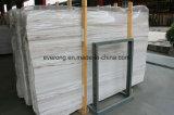 中国の水晶木の白い静脈のPalissandroの大理石のタイル