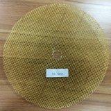 Disco del corte de la fibra de vidrio del acero inoxidable de la durabilidad y de la seguridad