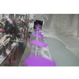 유리제 색칠 기계