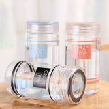 صنع وفقا لطلب الزّبون شفّافة تغذية مكتب بسيطة نمو عاشق زجاجيّة ماء فنجان لأنّ يشمّ شام