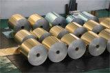 Stagnola idrofila di alluminio dorata delle azione dell'aletta