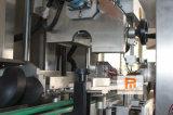 Automatische runde und quadratische Flasche Belüftung-Film-Hülsen-Etikettiermaschine