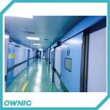 De Automatische Hermetische Schuifdeur van het staal van het Ziekenhuis