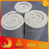 30mm-100mm Basalt-Felsen-Wolle-Zudecke für großformatiges Rohr und Becken