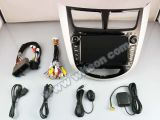 Witson Acht Androïde 8.0 Auto van de Kern DVD voor IPS van ROM van het Scherm van de Aanraking van ROM 1080P van Hyundai Verna 4G 32GB het Scherm