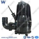 Bomba de água submergível elétrica da água de esgoto da série de Wq