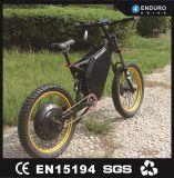 2017 самый новый Bike горы велосипеда 72V 8000W Enduro Ebike электрический