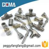 Componentes hydráulicos de Truflow que proporcionan a las guarniciones y a los adaptadores, aire Systerms, guarniciones del acero inoxidable de Arb del acero inoxidable