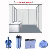 будочка торговой выставки 3X3m модульная алюминиевая