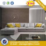 Sala de estar sofá de couro inicial da estrutura de madeira conjuntos de sofá moderno (HX-8NR2163)