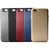 El nuevo premio barato fresco para el iPhone 5 6 6s 7 la cubierta móvil TPU suave mueve hacia atrás la caja del teléfono del laminado