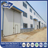 中国の低価格のマルチクレーンが付いているスパンによって電流を通される鉄骨構造の研修会