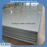 Het koudgewalste 304L Blad van het Roestvrij staal met de Oppervlakte van Ba