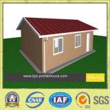 Casa modulare ad intelaiatura d'acciaio per piccolo Framily