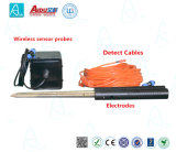 지하 물 검출기 물 측정기 물 탐지 장치를 지도로 나타내는 0-100m 이동 전화
