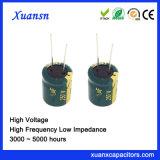 De lage Elektrolytische Condensator van de Impedantie 1UF 250V 105c