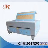Tagliatrice del laser dello standard internazionale con la macchina fotografica (JM-1680T-CCD)