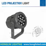고성능 LED 지면 빛  12*2W 영사기 램프/Spotlight