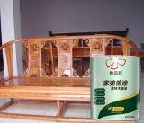 Mobilier en bois vernis Transperant