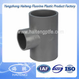Instalación de tuberías plástica Pn16 CPVC codo de 90 grados