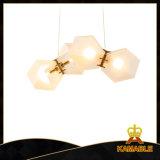 Классическим элегантным дизайном подвесной светильник (GD18165P-L4)