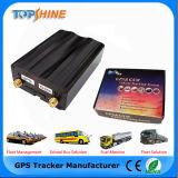 Inseguitore ultrasonico attento di GPS del camion del sensore del combustibile di RFID SOS