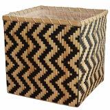 Elevada qualidade Bamboo-Weaved cestas de bambu Engradado de armazenamento Eco-Friendly