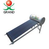 Sistemi solari solari usati casa galvanizzati del riscaldatore di acqua dell'acciaio ampiamente