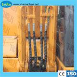 Graafwerktuig 12ton, van het Wiel van de Apparatuur van de Bouw van China het Hydraulische Gravende Emmer 0.45m3