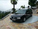 Carro da garagem plataforma giratória para automóvel com marcação CE