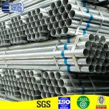 Труба поручня слабой стали Q195~Q235 круглая, орнаментирует стальную трубу