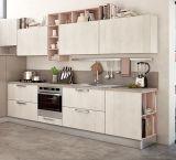 Gabinete de cozinha Matte da cor da laca moderna quente do estilo de Europa