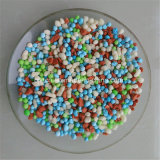 Fertilizante de mistura binário granulado de NPK