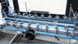 Automatischer Eckkasten vier sechs, der faltende Maschine (GK-1450PCS, klebt)