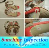 De Dienst van de Inspectie van de Kwaliteit van het product in Chongqing/Ervaren hoogst Opgeleide Inspecteur