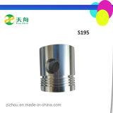 Cilindro Único motor diesel de alta qualidade Partes Zs1100 o pistão de alumínio