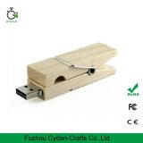 Massensatz - hölzerner Bambusstock-Entwurf USB-3.0