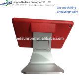 2018 Novo Design Red--067 CNC peças em alumínio CNC