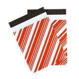 Sac 2017 de empaquetage d'enveloppe de poly vêtement en plastique fait sur commande d'annonce d'usine